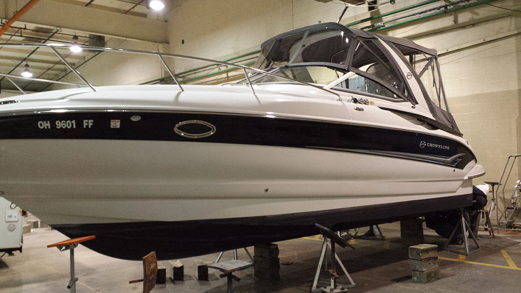 Boat Locator Service